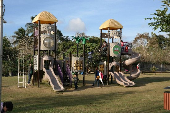 Hotel Kimberly: Kids playground