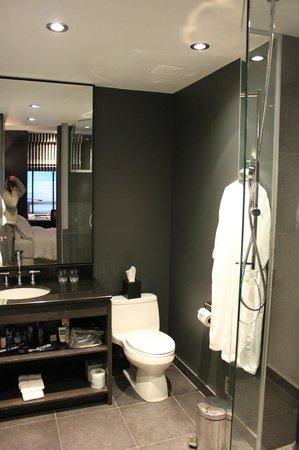 Hotel ALT Quebec: room