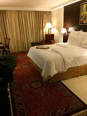 Islamabad Marriott Hotel : Room 320