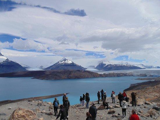 Estancia Cristina: Mirador do Glaciar Upsala