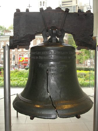 Liberty Bell Center: You know what