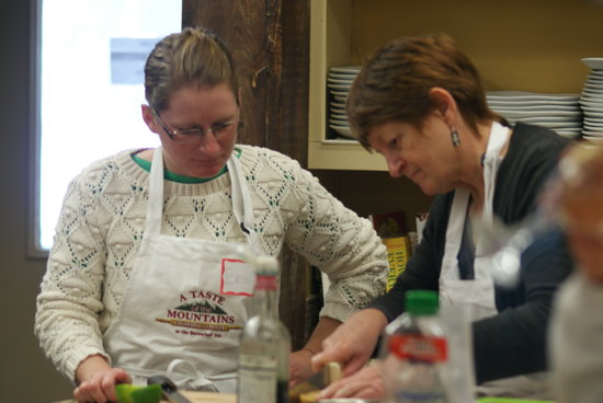 Bernerhof Inn Bed and Breakfast: Book one of our fabulous cooking classes!