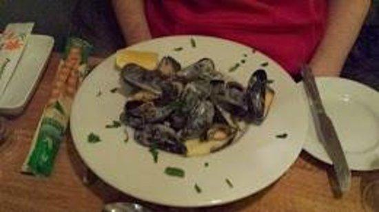 Biancos: mussels