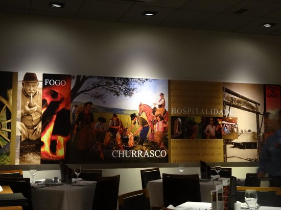 Fogo De Chao: Pictures of a Gaucho's BBQ