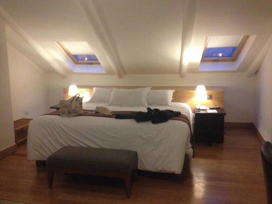 Plaza de Armas Cusco Hotel: la habitacion