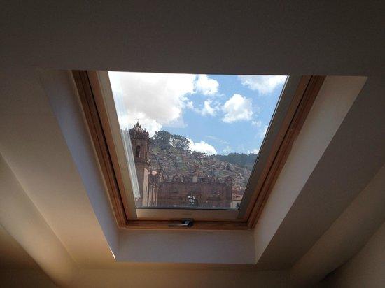 Plaza de Armas Cusco Hotel: vista de mi habitacion