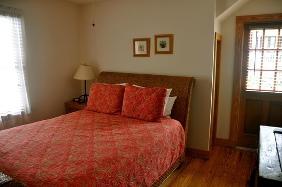 Island City House Hotel: super comfortable bed