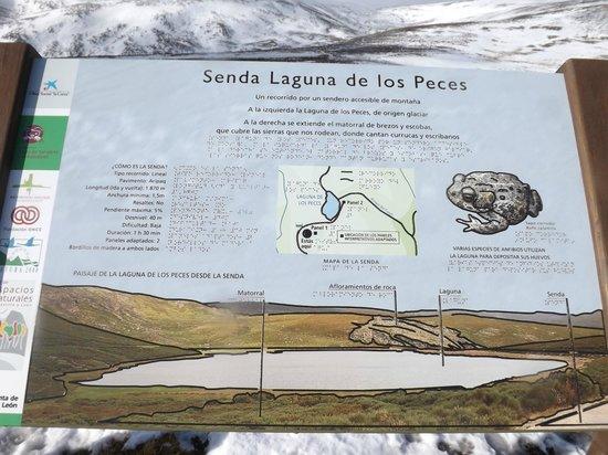 Parque Natural Lago de Sanabria: descripcion