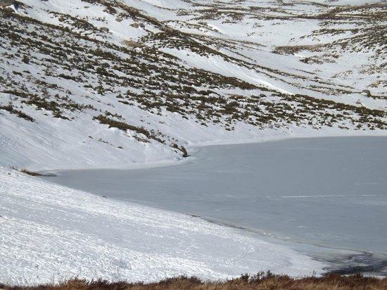 Parque Natural Lago de Sanabria: laguna Peces
