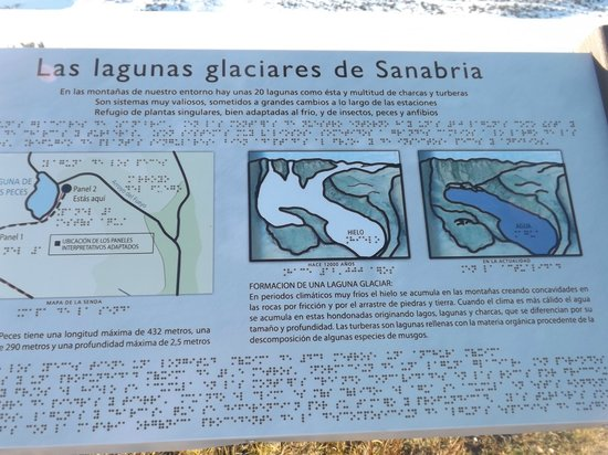 Parque Natural Lago de Sanabria: descripcion