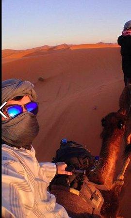 Moroccan Active Adventures : Camel Trekking - Erg Chebbi