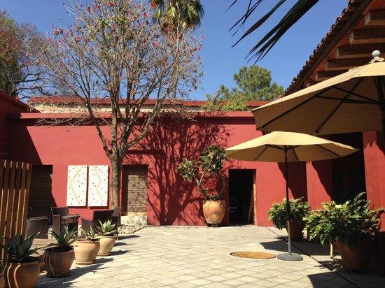 Hotel La Casona De Tita: Patio