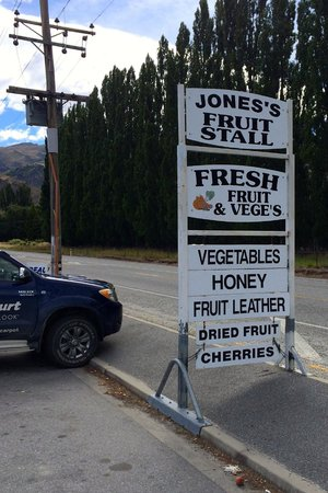 Mrs Jones Fruit Orchard