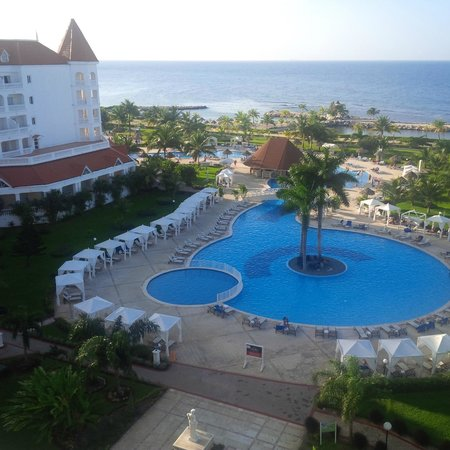 Luxury Bahia Principe Runaway Bay Don Pablo Collection: View from room 23713