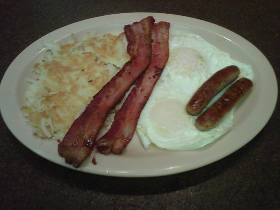 Biguns Bar B Q : Breakfast Special