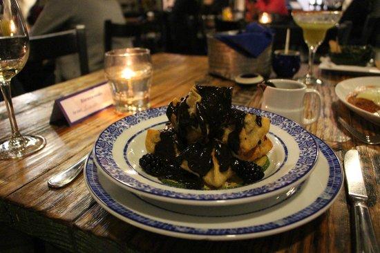 Azul Historico : Duck dumplings