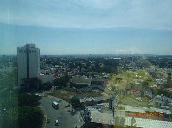 Hotel Riu Plaza Guadalajara: Linda vista desde la habitación