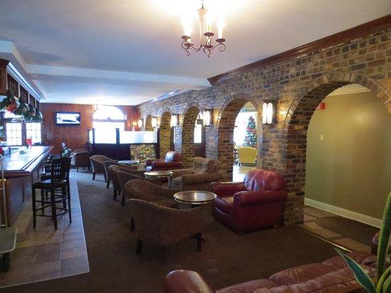 BEST WESTERN PLUS French Quarter Landmark Hotel : Lounge