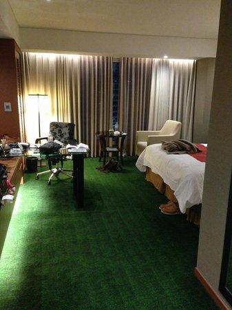 InterContinental Seoul COEX: 室内 十分に広かったです
