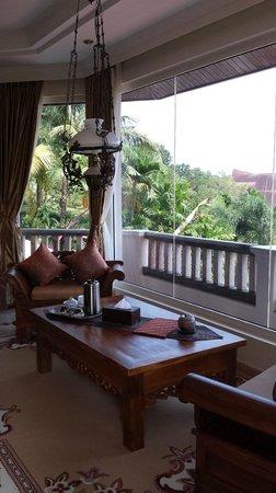 Tempat Senang Resort: room
