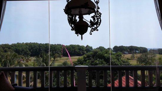 Tempat Senang Resort: View from room
