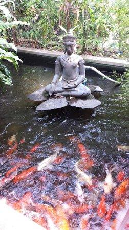 Tempat Senang Resort: little budda