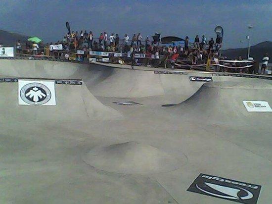 SkatePark San Diego