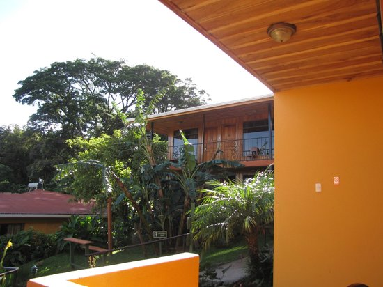 Hotel Cipreses Monteverde Costa Rica : View from room