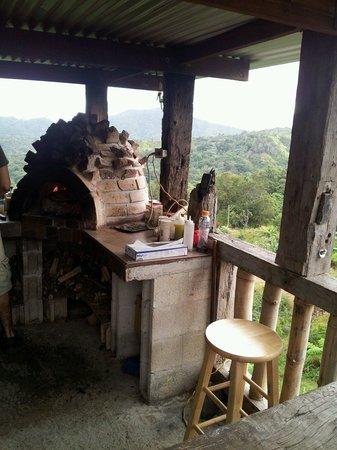 El Campo es Lena: Rustico, bambu