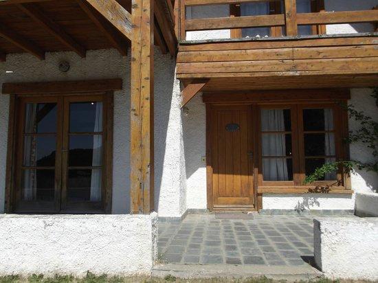 Hosteria del Cerro : Entrada