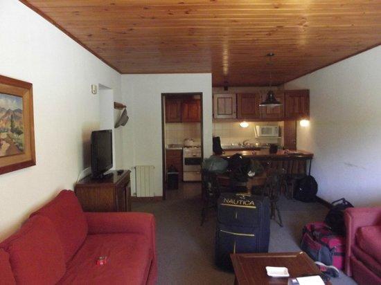 Hosteria del Cerro : Living