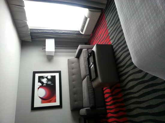 Homewood Suites by Hilton DuBois : Room 309 - Sleeper sofa