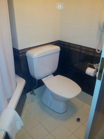 Pullman Sydney Hyde Park: Bathroom