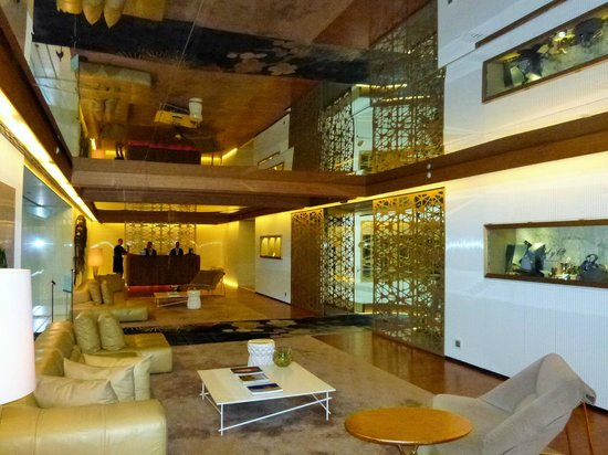 Mandarin Oriental, Barcelona: reception