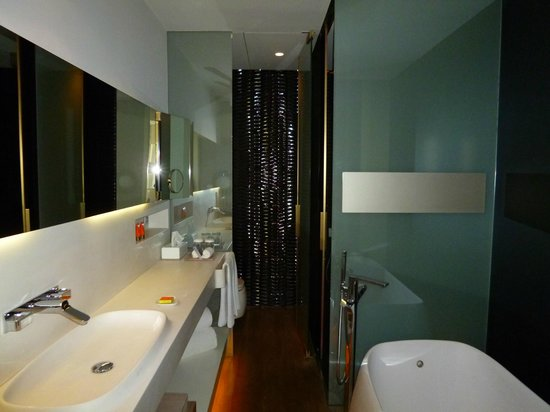 Mandarin Oriental, Barcelona: bathroom