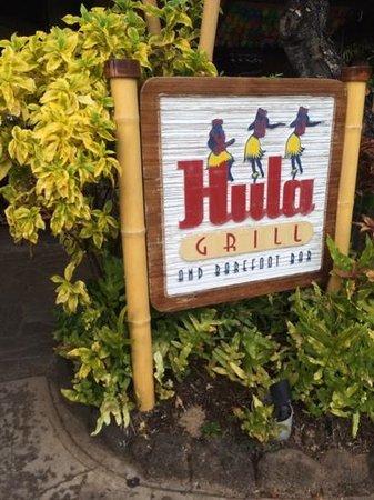 Hula Grill Kaanapali: love this place