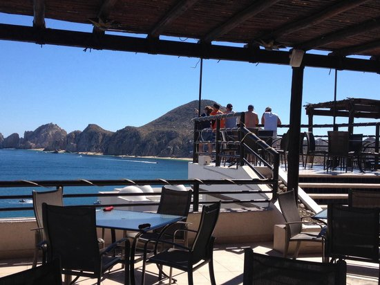 Baja Brewing Company: The view
