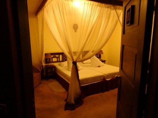 Kia Lodge – Kilimanjaro Airport: Bedroom