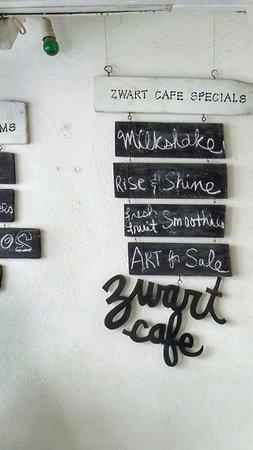 Zwart Cafe