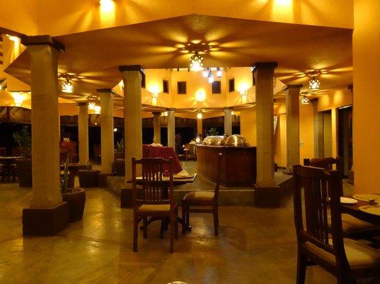 Kia Lodge – Kilimanjaro Airport: Dining Area