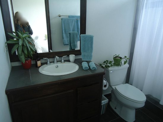 The Guest Suites at Manana Madera Coffee Estate: Bathroom