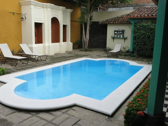 Hotel El Convento: Small pool