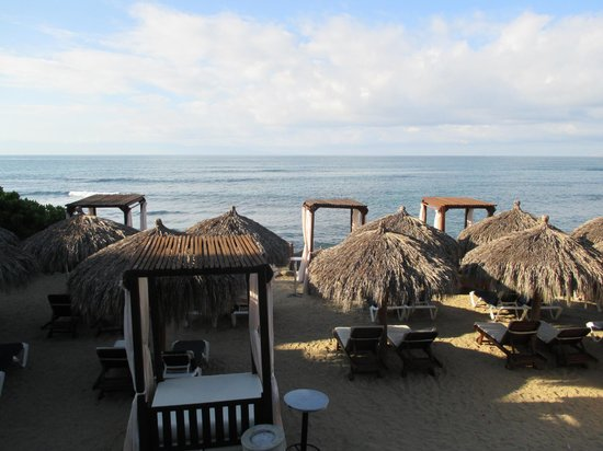 The Royal Suites Punta de Mita by Palladium: Complementary beach beds