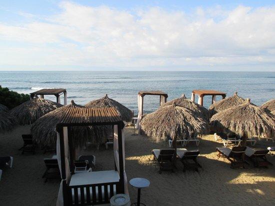The Royal Suites Punta de Mita: Complementary beach beds