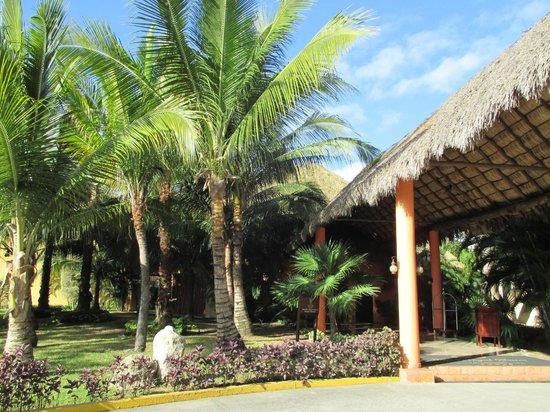The Royal Suites Punta de Mita: Front entrance of the Royal Suites