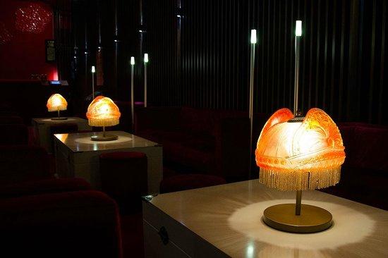 Santa Grand Hotel Lai Chun Yuen: Lounge