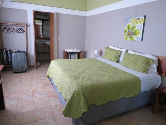 Xalli, Ometepe Beach Hotel: Room #2