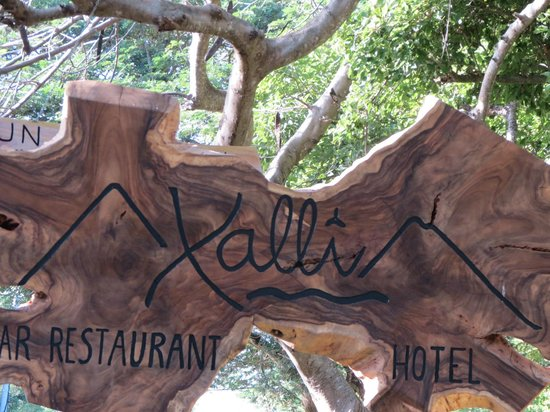 Xalli Ometepe Beach Hotel: Welcome
