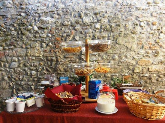 Antica Residenza Santa Chiara B&B: simples mas saboroso