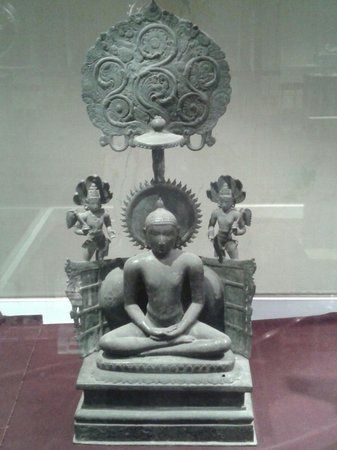 National Art Gallery : Mahavira Bronze